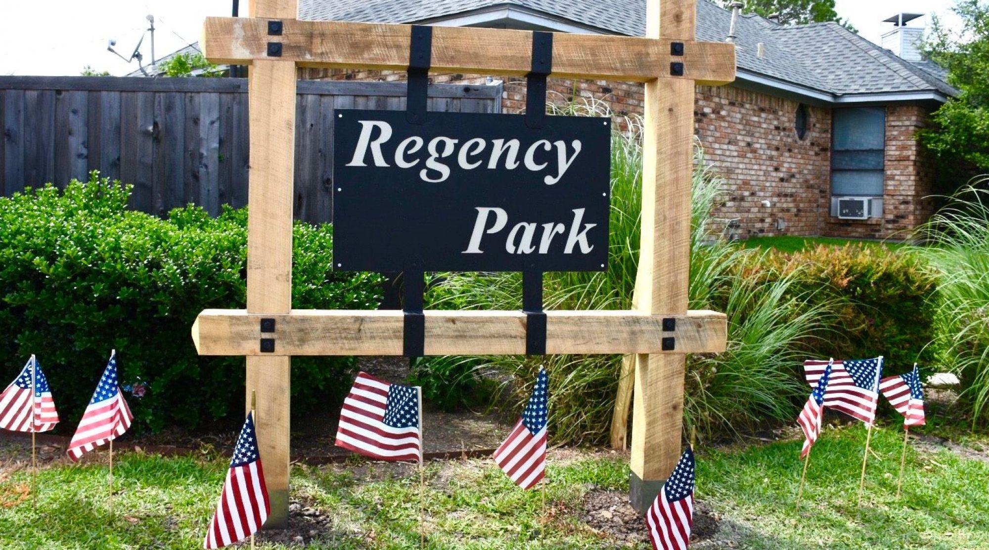 Regency Park HomeOwner Association